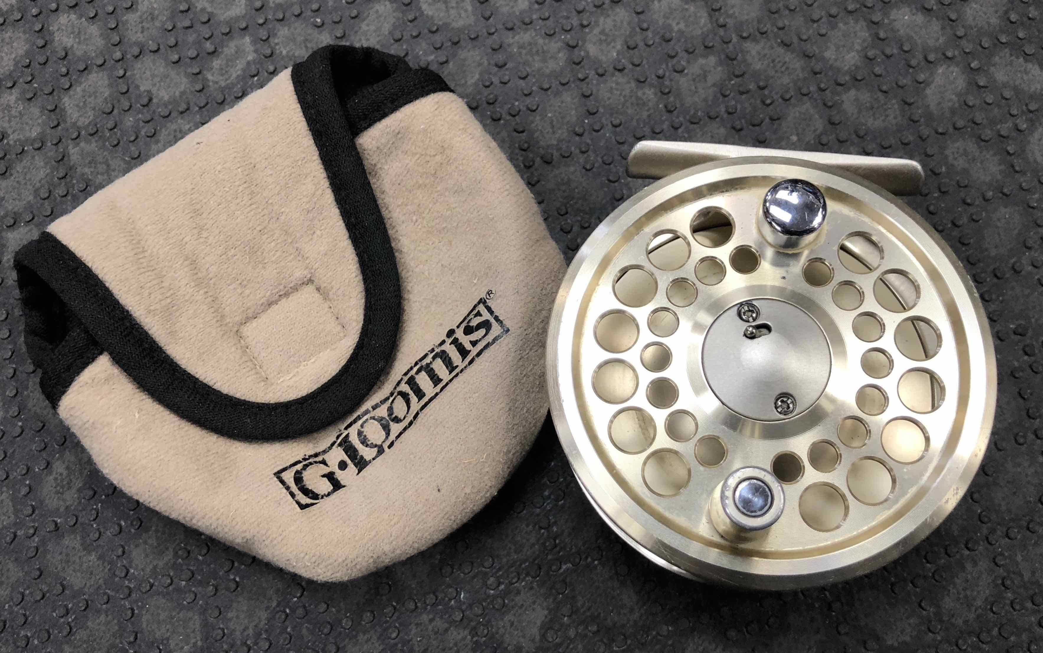 G. Loomis Venture 5 Fly Reel - GOOD SHAPE! - $75