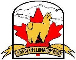 The Canadian Llama Company Logo