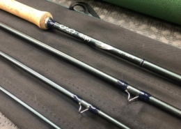 CD Custom Design B Spey Rod 6/7/8 - GREAT SHAPE! - $200