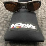 H2Optics Bolle Polarized Sunglasses - Amber Poly-Carbonate Lenses - GREAT SHAPE! - $50