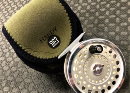 Hardy Marquis Salmon No. 1 Spey / Switch Reel - LIKE NEW! - $300