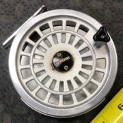 Ryobi 455 - Ryobi Ltd Japan Fishing Tackle Division Click & Pawl Fly Reel - GOOD SHAPE! - $30