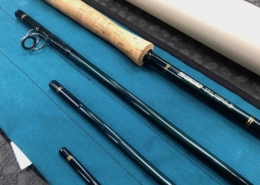 Sage Spey Rod - 9140-4 Graphite III 4pc - GREAT SHAPE!