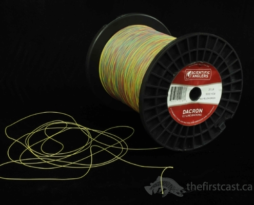 Scientific Anglers XTS Gel Spun Fly Line Backing.