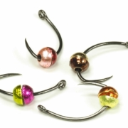 Pro Tyer 2 Tone Tungsten Half Beads - The Canadian Llama Company