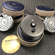 Hardy Marquis 8/9 Fly Reel - Made in England C/W 2 Spare Spools & 3 Cases - EXCELLENT CONDITION! - $245