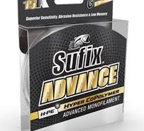 Sufix Advance - Advanced Monofilament