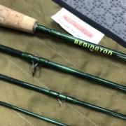 "Redington Torrent Fly Rod - WFR 7036-4 - 7' 6"" - 4 Pc - 3WT - GREAT SHAPE! - $100"