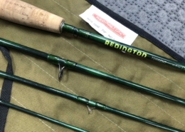 "Redington Torrent Fly Rod - WFR 7036-4 - 7' 6"" - 4 Pc - 3WT - GREAT SHAPE! - $100"