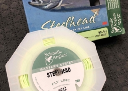 Scientific Anglers - Mastery Series Fly Line - Steelhead WF9F - GOOD CONDITION! - $20