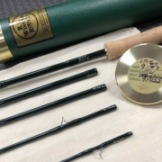Winston Fly Rod - L.T.5 - 7wt 9' - 5pc - RARE FIND! - LIKE NEW! - $425