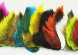Bucktail or Deer Tail Fly Tying Material.