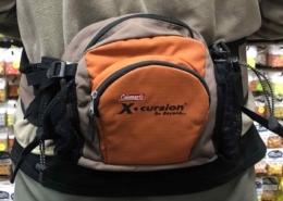 Coleman X-Cursion Fishing Waist Pack - GOOD SHAPE! - $20