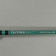 G. Loomis Greenwater 7' magnum taper, 1 piece medium heavy spinning rod for 1/4 to 3/4 oz. lures. GWMR843S GLX 11695-01  $260.00