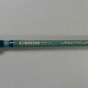 """G. Loomis Greenwater 8' 2"""" mag-medium, 1 piece power spinning rod for 1/4 to 1 1/4 oz. lures. GWR981S 10899-01   $160.00"""