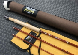 "Fenwick Fenglass - 7' 6"" - 3pc 5wt Fly Rod - NEW NEVER USED! - $175"