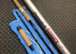 Vintage Fenwick Boron X 9' - 12wt - 2pc Fly Rod - GOOD SHAPE! TWO OF TWO!