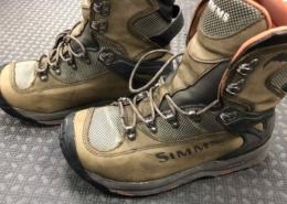 Simms G3 Guide Wading Vibram Boot - Size 11 - GOOD SHAPE! - $75