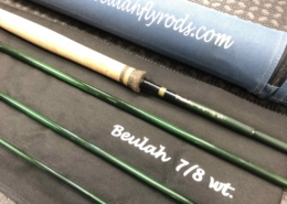 "Beulah 10' 6"" 7/8Wt Switch Rod - GREAT SHAPE! - $250"