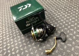Daiwa Exceler LT 3000DC Spinning Reel - GREAT SHAPE! - $60