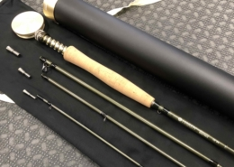 Hardy Zenith Sintrex - 10' - 4wt - 4Pc Fly Rod - LIKE NEW! - $250