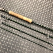 "SOLD! - Amundsen 9' 6"" 8wt 4pc Fly Rod - GOOD SHAPE! - $15"