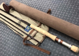 Daiwa Alltmor Rendezvous - AME10084 - 10' 7-9Wt Fly Rod - LIKE NEW! - $120