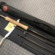 Hardy Shadow 9' 8Wt 4Pc Fly Rod - LIKE NEW! - $250