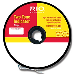 RIO Two Tone Indicator TippetMaterial