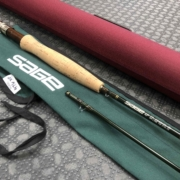 "Sage XP - 476 Graphite III - 4Wt - 7' 6"" - 2Pc Fly Rod - GREAT SHAPE - $250"