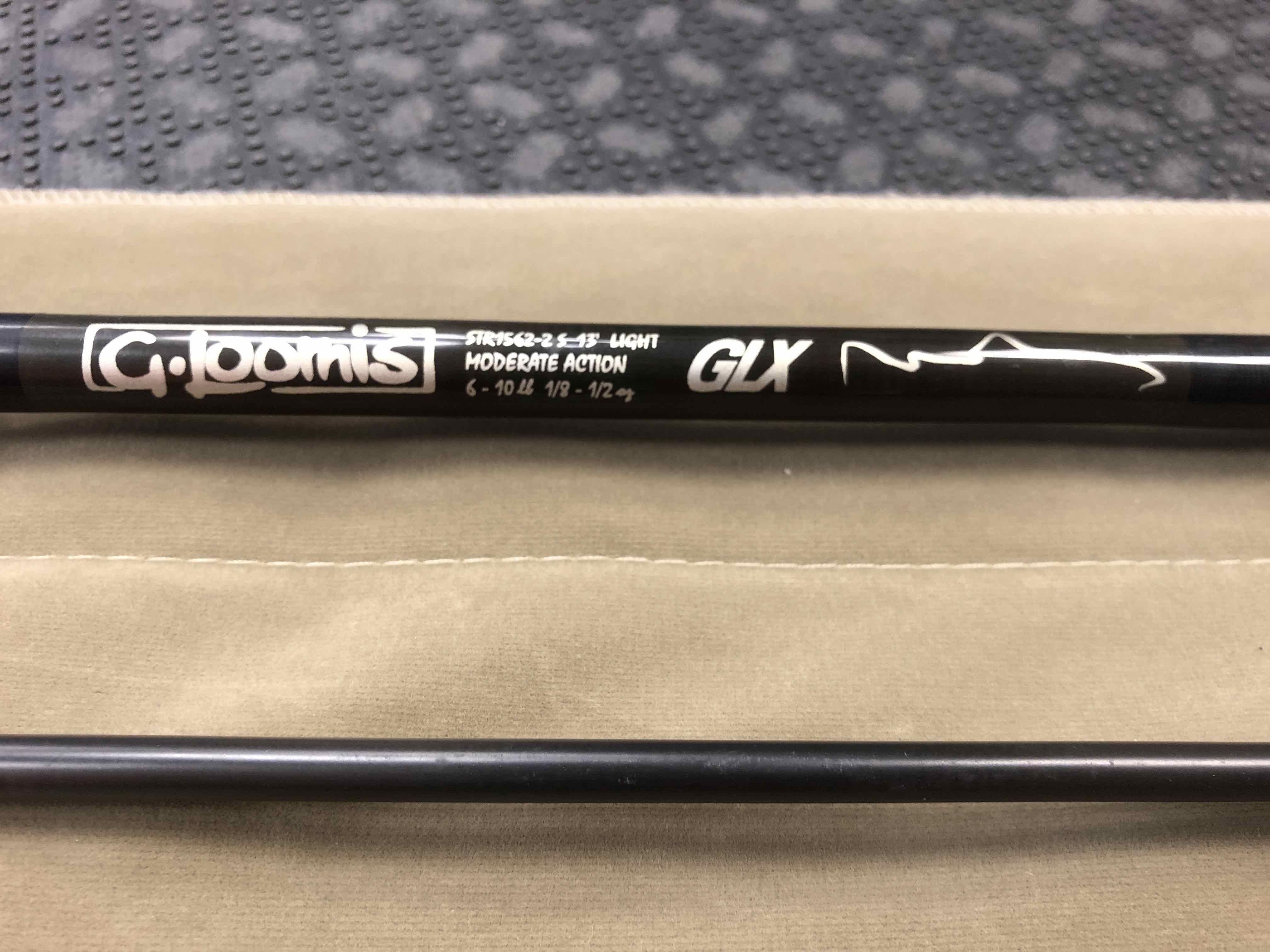 G. Loomis Centerpin Float Rod - STR1562-2 Light - 2 Piece - GOOD SHAPE! - $400