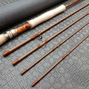 Moonshine Fly Rod Company - The Drifter - 8 Wt - 9' - 4Pc - Four Fly Rod c/w Spare Tip - NEW! - $150