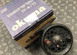 Okuma Sierra S4/5 Fly Reel - $25