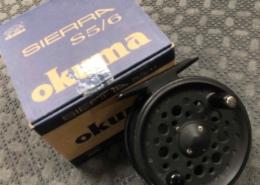 Okuma Sierra S5/6 Fly Reel - $25