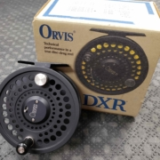 Orvis DXR 9/10 Fly Reel - GOOD SHAPE!