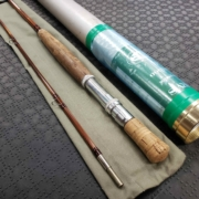 "Orvis Bamboo Fly Rod - 2Pc - 8' 9"" - 10Wt - GREAT SHAPE!"