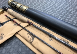 Orvis - Western Series - 2 Pc - 8 1/2' - 2 Wt Fly Rod - GREAT SHAPE! - $135